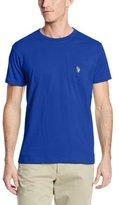 U.S. Polo Assn. Men's Crew-Neck Pocket T-Shirt