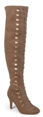 Journee Collection Trill Thigh High Boot