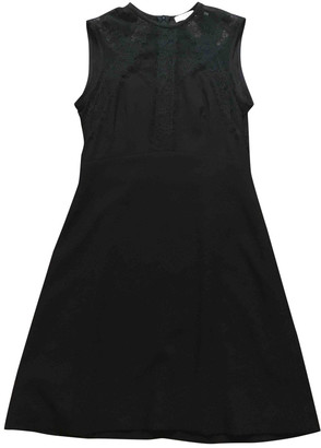 Sandro Fall Winter 2019 Black Polyester Dresses