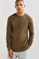 Urban Outfitters Waffle Thermal Long Sleeve Tee