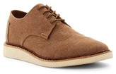 Toms Classic Brogue Cotton Twill Oxford