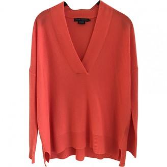 Ralph Lauren Orange Cashmere Knitwear for Women