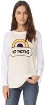 Wildfox Couture No Thanks Raglan
