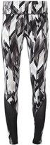 Nike printed leggings - women - Nylon/Polyester/Spandex/Elastane - M