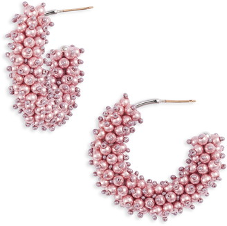 Mignonne Gavigan Mini Taylor Hoop Earrings
