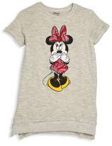 Eleven Paris Little Girl's & Girl's Bandoo Minnie Mouse Dress