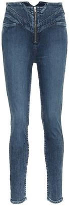 GRLFRND Tatiana high-rise skinny jeans