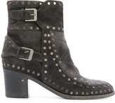 Laurence Dacade 'Gatsby' boots - women - Leather/Suede - 36