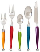 Gibson Casbah 20 Piece Flatware Set - Assorted Colors