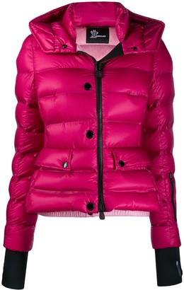 MONCLER GRENOBLE Slim Fit Puffer Jacket