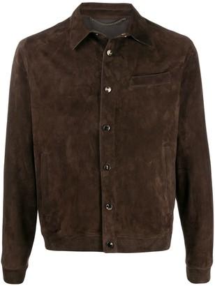 Ajmone Long Sleeve Shirt Jacket
