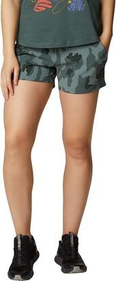 Mountain Hardwear Women's Standard Dynama/2 Short