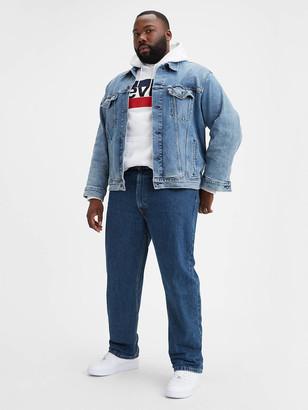 Levi's 505 Regular Fit Men's Jeans (Big & Tall)
