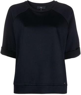 Fay Short Sleeve Sweatshirt