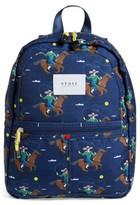 Boy's State Bags Mini Kane Backpack - Brown