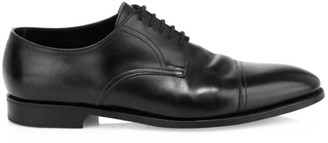 John Lobb Loe Lace-Up Derby Shoes