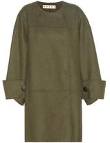 Marni Virgin wool-blend coat