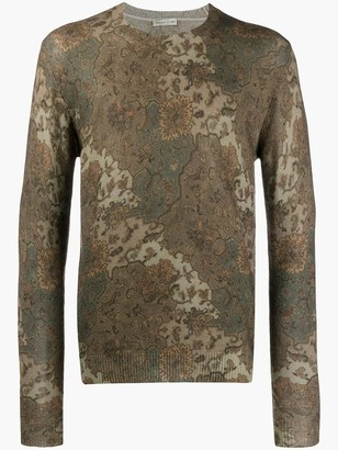 Etro patterned jumper