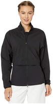 Nike Repel Ace Jacket 3-in-1 Full Zip (Black/Black/Black/Black) Women's Clothing