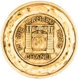 Chanel 31 Rue Cambon Brooch