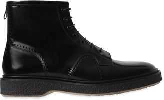 Adieu POLISHED LEATHER BOOTS