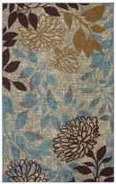 American Rug Craftsmen Mohawk Home Printed Indoor/ Outdoor Bella Garden, 5'x8', Multi