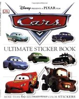 DK Publishing Ultimate Sticker Book: Cars