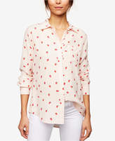 Rails Maternity Strawberry-Print Blouse