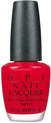 OPI Nail Lacquer 15Ml Big Apple Red
