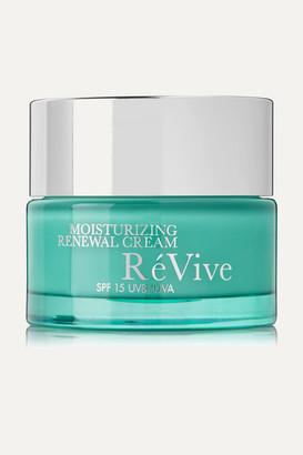 RéVive Moisturizing Renewal Cream Spf15, 50ml - one size