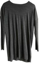 AllSaints Grey Wool Dress for Women
