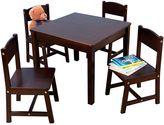 Kid Kraft Farmhouse Table & 4 Chair Set