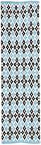 FAB Rugs Megh Cotton Runner Rug, Blue