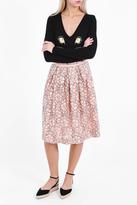 Paul & Joe Sister Mafalda Floral Lace Skirt