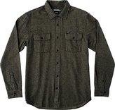 RVCA Men's Coyote Flannel Shirt