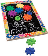 Melissa & Doug Kids Toy, Switch and Spin Magnetic Gear Board Game