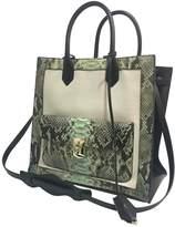 Balenciaga Padlock leather handbag