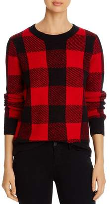 Calvin Klein Buffalo-Plaid Sweater