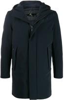 Rrd hooded padded jacket