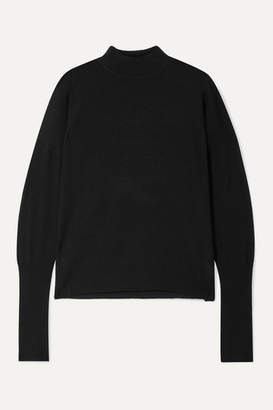 ATM Anthony Thomas Melillo Merino Wool Sweater - Black