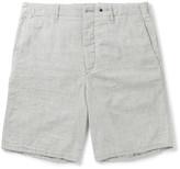 Rag & Bone Striped Cotton Shorts