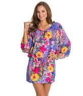 Nanette Lepore Playa Tropical CoverUp Tunic - 8123061