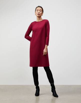 Lafayette 148 New York Punto Milano Brianne Shift Dress