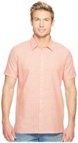 Robert Graham Modern Americana Oakley Short Sleeve Woven Shirt Men's T Shirt