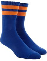 Forever 21 Men Striped Crew Socks
