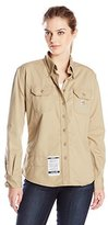 Carhartt Women's Flame Resistant Classic Twill Shirt