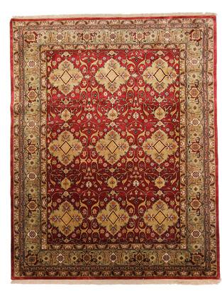 F.J. Kashanian Agra Hand-Tufted Rug