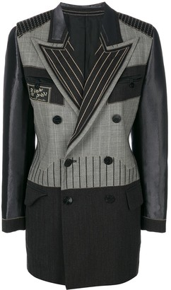 Jean Paul Gaultier Pre-Owned double-breasted tailored jacket