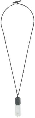 Parts Of Four Talisman pendant necklace
