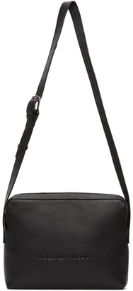 Tiger of Sweden Black Bulow Bag